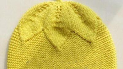 Yapraklı Şapka Örelim
