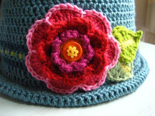 şapka motifi