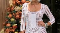 Beyaz Dantel Elbise Tarifi