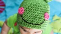 Hayvan Desenli Kulaklı Şapka Tarifi