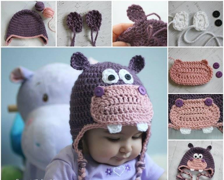 hayvan desenli şapka