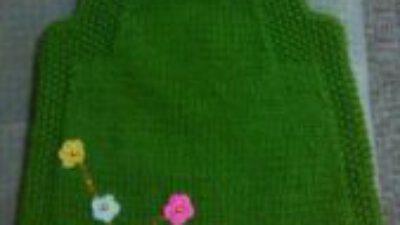 Baharda çiçekli jile