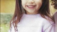Kız Çocuk Yıldızlı Kazak Modeli