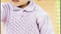 Nohut Örneği Modeli İle Erkek Çocuk Bluzu