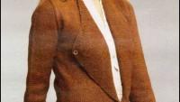 Tek Düğmeli Bayan Ceket Yapılışı