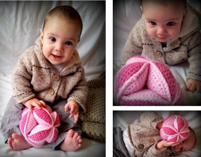 bebek örgü oyuncakları