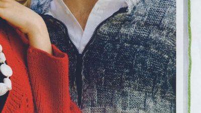 Kabartmalı Fermuarlı Erkek Kazağı