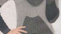 Kuyruklu Uzun Kollu Elbise