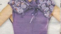Sıfır Kollu Mini Elbise