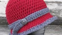 Tığ İşi Kırmızı Şapka Yapılışı