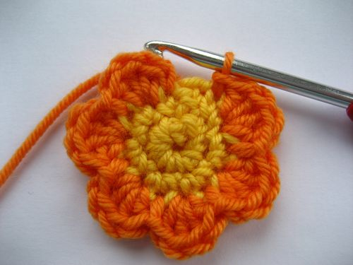 turuncu motif